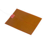 Polyimide Heater Mat, 75mm x 100mm x 0.2mm