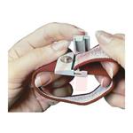 SCS 4mm Stud Anti-Static Wrist Strap 1.5m Length Cord