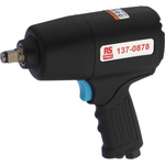 RS PRO APP203T 1/2 in Air Impact Wrench, 7700rpm, 1058Nm