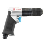 RS PRO 10mm Reversible Air Drill, 1/4in Air Inlet (BSP) , 1800rpm