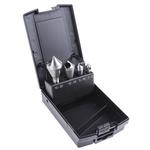EXACT Countersink Set x2 mm, 5 mm, 10 mm, 15 mm, 20 mm4 Piece