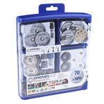 Dremel Accessory Kit, for use with Dremel Tools