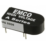 XP Power A20P-12 DC to High Voltage DC Converter 0 → 12 V dc 500μA 2kV dc