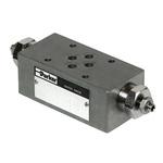 Parker Single CETOP Mounting Hydraulic Check Valve ZRD-BA02-S0-D1
