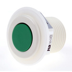 RS PRO Green Air Switch Bellows, Dia. 50mm, L.42.5mm