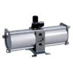 Air Tank with G thread 38L volume + Carbon steel + Safety valve (set at 2MPa) + drain valve