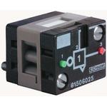 Crouzet 2 → 8bar NO Pneumatic Logic Controller, -5 → +50°C