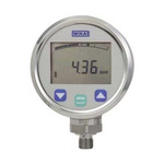WIKA DG-10-S Bottom Entry Digital Pressure Gauge