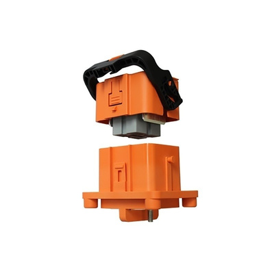 Amphenol Industrial, MSD Mini Manual Service Disconnect Electric vehicle connector Plug, 125A