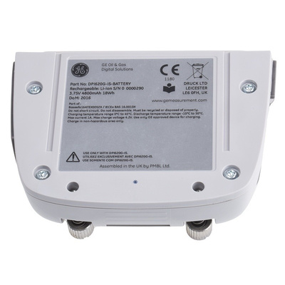 Druck DPI620-IS-BATTERY Rechargeable Battery Pack
