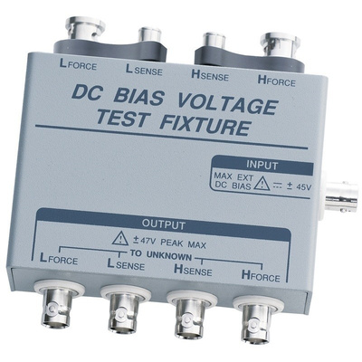 RS PRO LCR Meter Chip Test Fixture