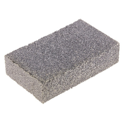 RS PRO P60 Medium Sanding Block, 80mm x 50mm