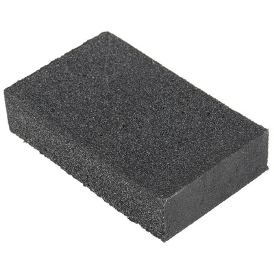 RS PRO P120 Fine Sanding Block, 80mm x 50mm