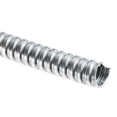 Adaptaflex S Galvanised Steel Flexible Conduit Metal 16mm x 10m