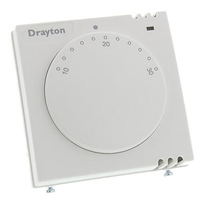 Drayton Thermostats, +10 → +30 °C