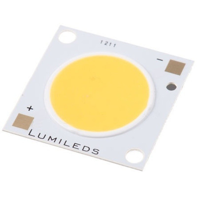 Lumileds L2C5-30901211E19C0, LUXEON CoB with CrispWhite (Gen 2) White CoB LED, 3000K 90 (Min.)CRI