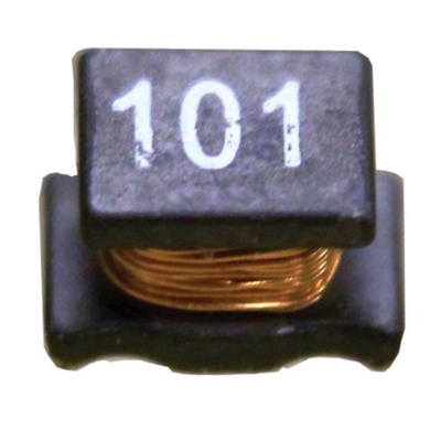 RS PRO, 1210 (3225M) Wire-wound SMD Inductor 47 μH ±10% Wire-Wound 170mA Idc