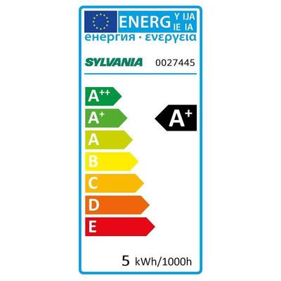 Sylvania GU10 LED Reflector Bulb 5 W(47W) 3000K, Warm White