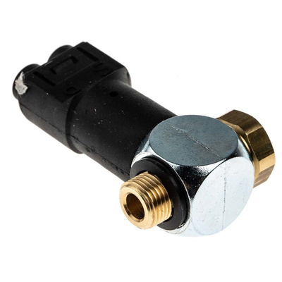 Legris 7818 G 1/8 Female Pressure Decay Sensor, 3 → 8bar Pressure Range