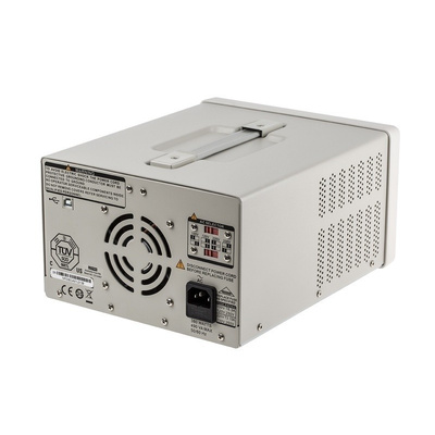 RS PRO Bench Power Supply, , 220W, 3 Output , , 2 x 0 → 32V, 3.2A With RS Calibration