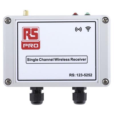 RS PRO Pressure SensorAnalogue