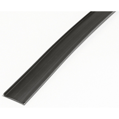HellermannTyton Black Cable Tie Mount 8.3 mm x 25m, 8.3mm Max. Cable Tie Width