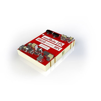 Murata Power Solutions MGJ1 1W Isolated DC-DC Converter Surface Mount, Voltage in 4.5 → 5.5 V dc, Voltage out