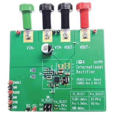 Infineon IRDC3823 SupIRBuck DC-DC Regulator for IR3823
