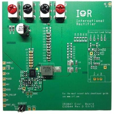 Infineon IRDC3847 SupIRBuck DC-DC Regulator for IR3847
