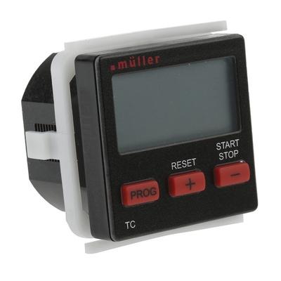 Muller Digital Desktop Timer Black