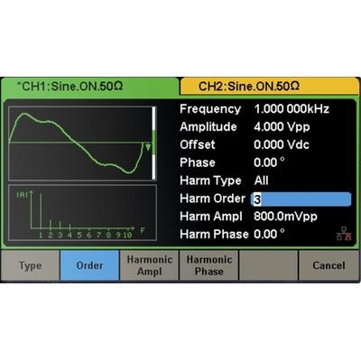 RS PRO Arbitrary Waveform Generator 40MHz RS Calibration