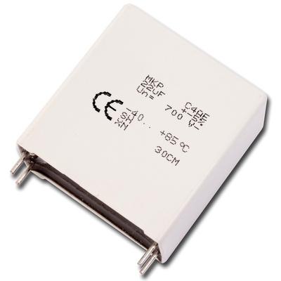 KEMET 35μF Polypropylene Capacitor PP 450V dc ±5% Tolerance Through Hole C4AE Series