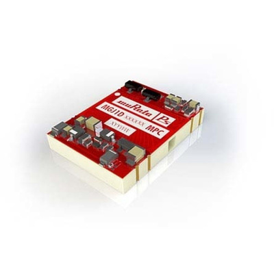 Murata Power Solutions MGJ1 1W Isolated DC-DC Converter Surface Mount, Voltage in 21.6 → 26.4 V dc, Voltage out