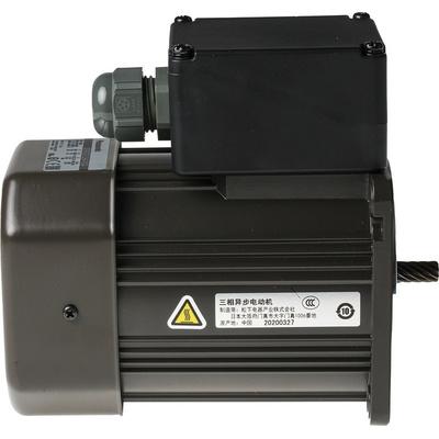 Panasonic M9M Reversible Induction AC Motor, 90 W, 3 Phase, 4 Pole, 230 V