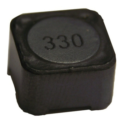 RS PRO Shielded Wire-wound SMD Inductor 68 μH ±20% Wire-Wound 2.85A Idc