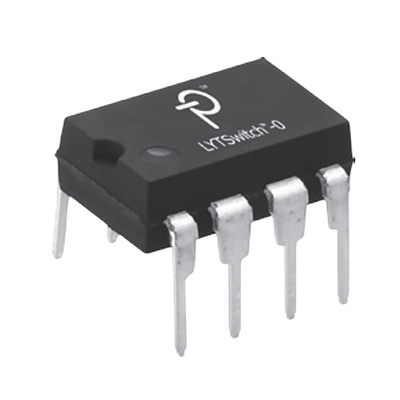 Power Integrations LYT0006P, LED Driver IC, Minimum of 50 V, PDIP-8B