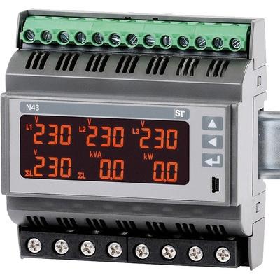 Sifam Tinsley N43 LCD Digital Power Meter, Type Electrical