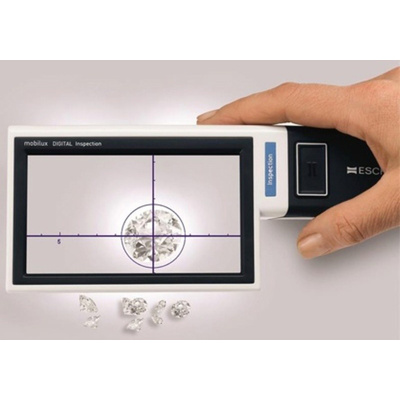 Eschenbach Illuminated Magnifier, 4X x Magnification