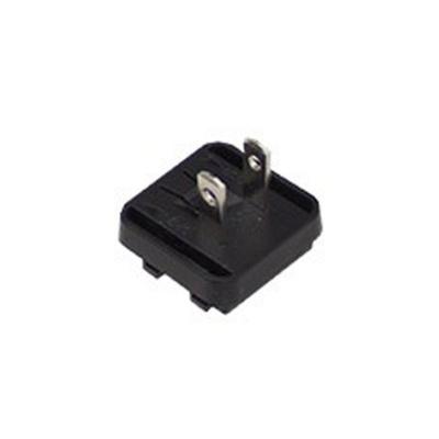 Mean Well Interchangeable Plug, AC Plug for use with GEM12I, GEM18I, GEM30I, GEM40I