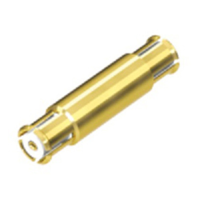 Straight 50Ω Coax Adapter SMP Socket to SMP Socket 40GHz