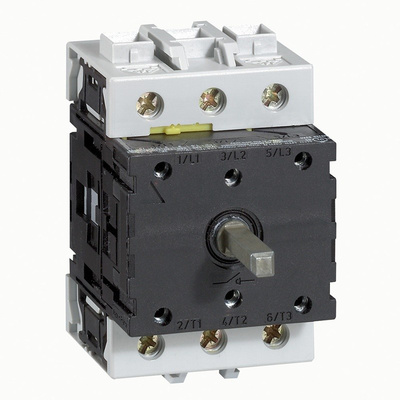 Legrand Non-Fused Switch Disconnector - 50 A Maximum Current