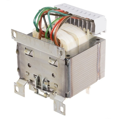 RS PRO 250VA Isolation Transformer, 0 → 230 → 400V ac Primary, 4 x 0-55-60V ac Secondary