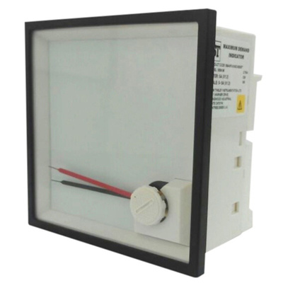 Sifam Tinsley BI94 Analogue Panel Ammeter 5A AC, 96mm x 96mm