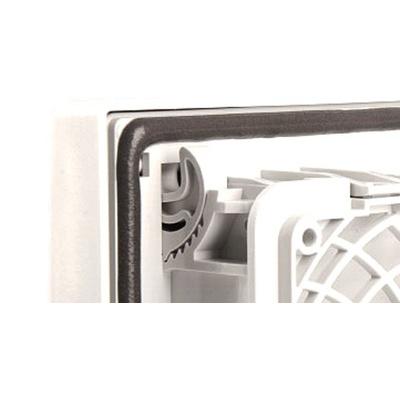 Fan Filter, Exhaust 223 x 223mm, Synthetic Mesh