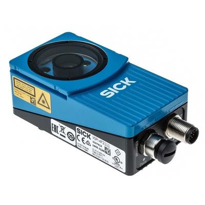 CMOS, White Light, Monochrome Digital Vision Sensor- 640 x 480 pixels, M12 Connector