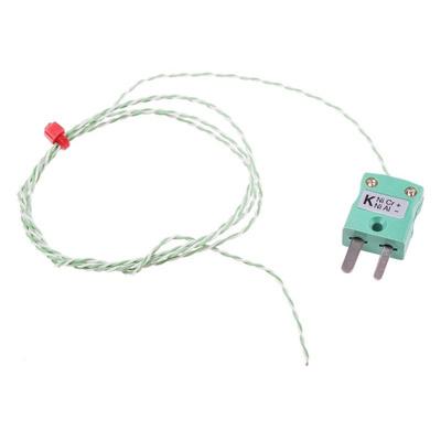RS PRO Type K Thermocouple 1/0.315mm Diameter → +250°C