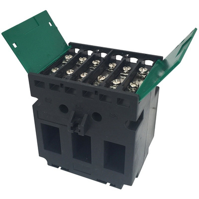 Sifam Tinsley Omega, Base Mounted Current Transformer, , 31mm diameter , 100A Input, 5 A Output, 100:5