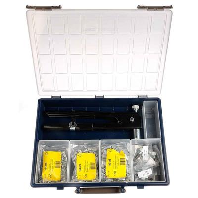 AVK 300 Piece Plain Steel Insert Kit AVK AK SERIES KITBOX, M4, M5, M6