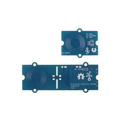 Seeed Studio, Grove - 2-Channel Inductive Sensor Serial I2C Module, LDC1612 - 101020599