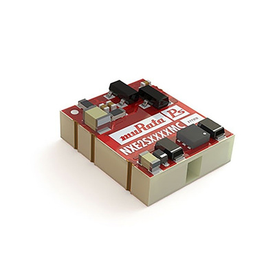 Murata Power Solutions NXE2 2W Isolated DC-DC Converter Surface Mount, Voltage in 4.5 → 5.5 V dc, Voltage out 5V